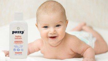 Baby Shampoo and Lotion