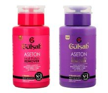 Gülşah Nail Polish Remover with Pump