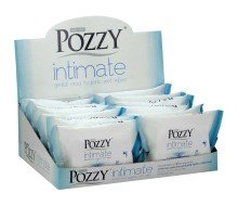 Pozzy Intimate Wipes