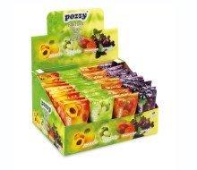 Pozzy Wet Wipes - Pocket; Apple, Grape, Peach, Mango