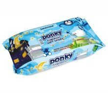 Ponky Baby Wet Wipes - Bed Time