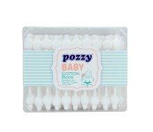 Pozzy Pamuklu Çubuk - Bebekler İçin